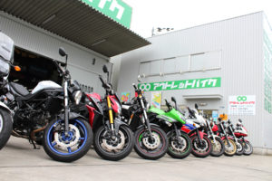 アウトレットバイク大阪 店舗